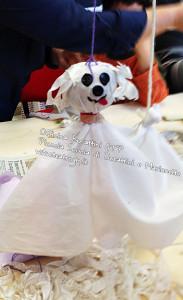 COOP BURATTINI MARIONETTE 2  laboratorio bambini piccola scuola burattini marionette riciclaggio linda di giacomo spettacoli teatro burattini marionette pupazzi GTP pistoia prato firenze lucca siena livorno