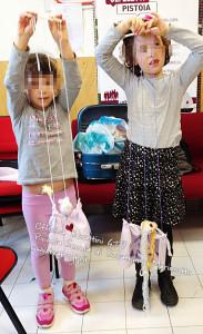 COOP BURATTINI MARIONETTE laboratorio bambini piccola scuola burattini marionette riciclaggio linda di giacomo spettacoli teatro burattini marionette pupazzi GTP pistoia prato firenze lucca siena livorno